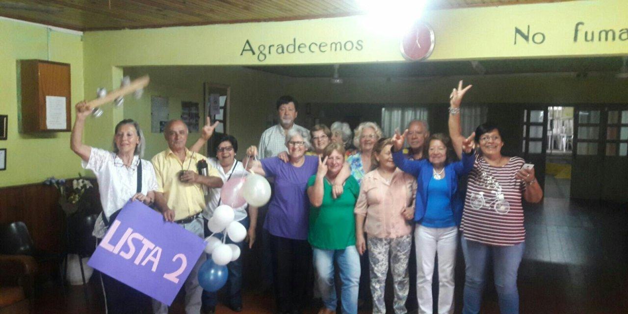 Ganó la Lista 2,Sonia Sosa es la nueva presidente de Ajupar