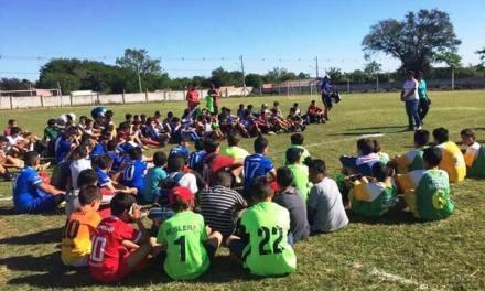 Caza talentos del Club Inter de Porto Alegre estuvieron en la frontera,Artigas-Quarai