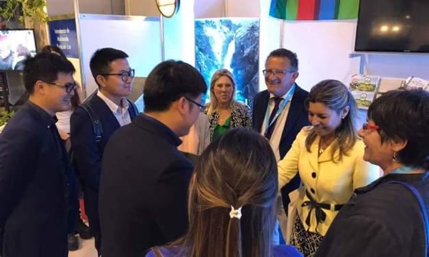 Artigas dice presente en el China LAC 2017