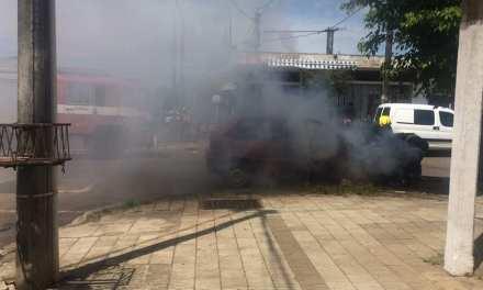 El intenso calor provocó varios incendios