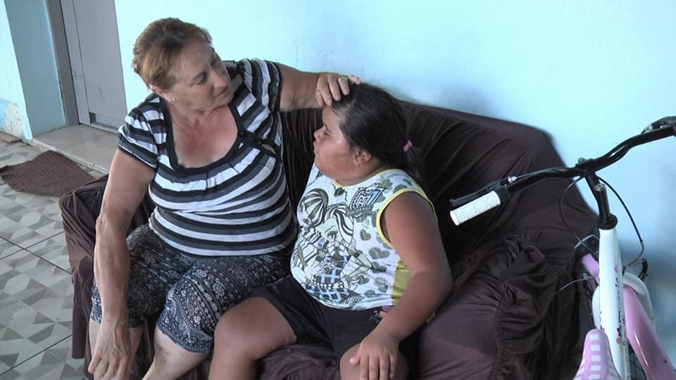 CARMEN Y SARA REBECA RECORDARON A ÁNGEL TRAS CUMPLIRSE UN AÑO DE SU FALLECIMIENTO.
