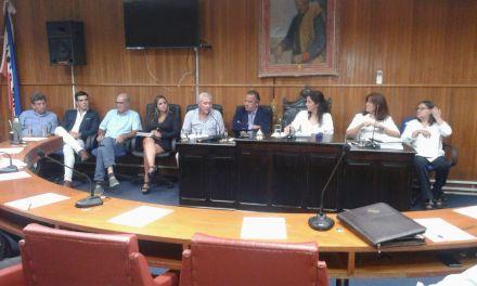 INTENDENTE CARAM COMPARECE ANTE LA JUNTA POR EL TRÁGICO  ACCIDENTE OCURRIDO EN DEPENDENCIAS DE LA INTENDENCIA