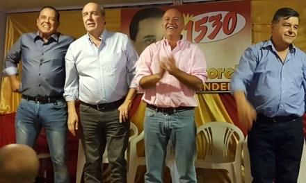 SIGNORELLI CERRÓ EL AÑO JUNTO A AMORIN BATLLE EN MULTITUDINARIO ACTO