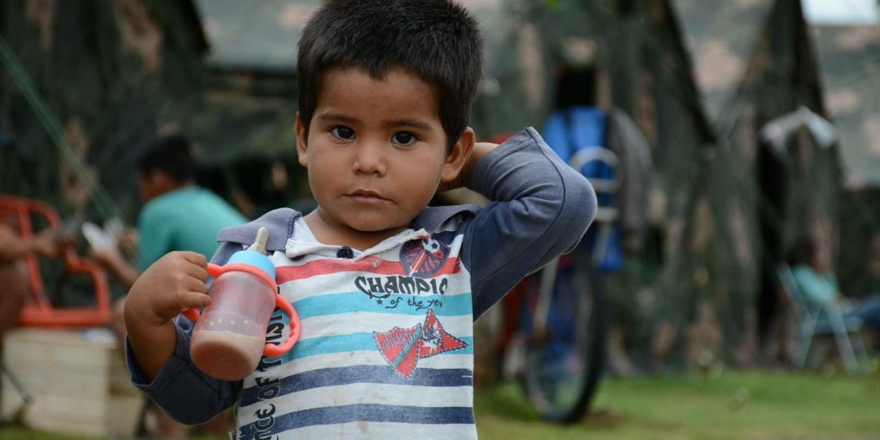 EVACUADOS DESTACAN ATENCIÓN DE LAS DIFERENTES INSTITUCIONES QUE CONFORMAN EL CECOED