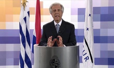 PRESIDENTE VÁZQUEZ HARÁ UN BALANCE DE SU GESTIÓN EL PRÓXIMO 1 DE MARZO