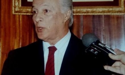 """FALLECIÓ EL EX INTENDENTE """"POLOLO"""" RIANI"""