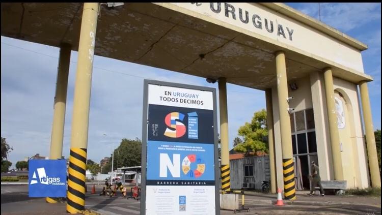 SE ENTREGARON CASI 3.000 FIRMAS A LOS DIPUTADOS DEPARTAMENTALES EN RECLAMO DE LOS CONTROLES EN EL PUENTE INTERNACIONAL