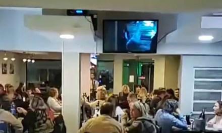 BARES Y COMERCIOS DEBERÁN PAGAR LICENCIA POR TENER TELEVISORES EN SUS NEGOCIOS