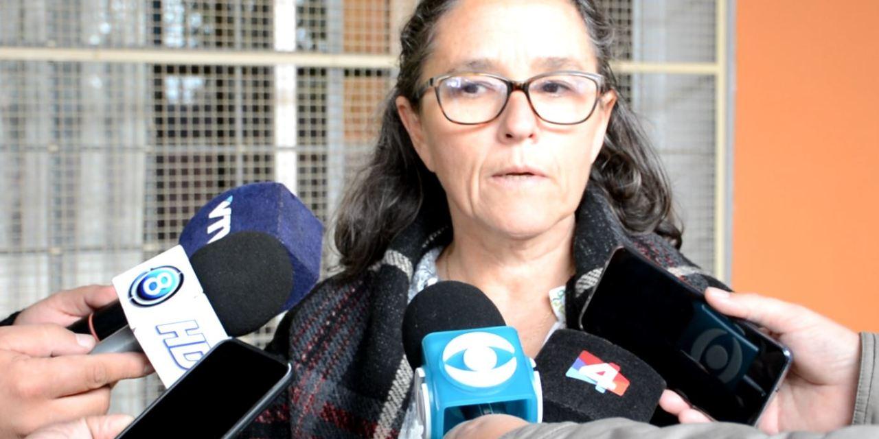 LA ARTIGUENSE PATRICIA AYALA ES UNA DE LAS CANDIDATAS A COMPLETAR LA FORMULA PRESIDENCIAL DE DANIEL MARTINEZ