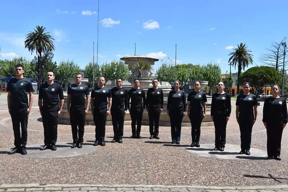 ARTIGAS CUENTA CON 12 NUEVOS POLICÍAS