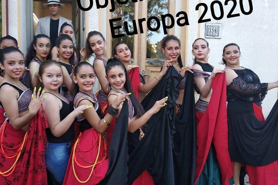 BAILARINAS ARTIGUENSES BECADAS PARA INTERCAMBIO ARTÍSTICO EN EUROPA.
