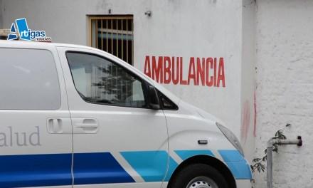 DIPUTADA BLANCA POR ARTIGAS REALIZA GESTIONES POR DOS AMBULANCIAS PARA EL DEPARTAMENTO.