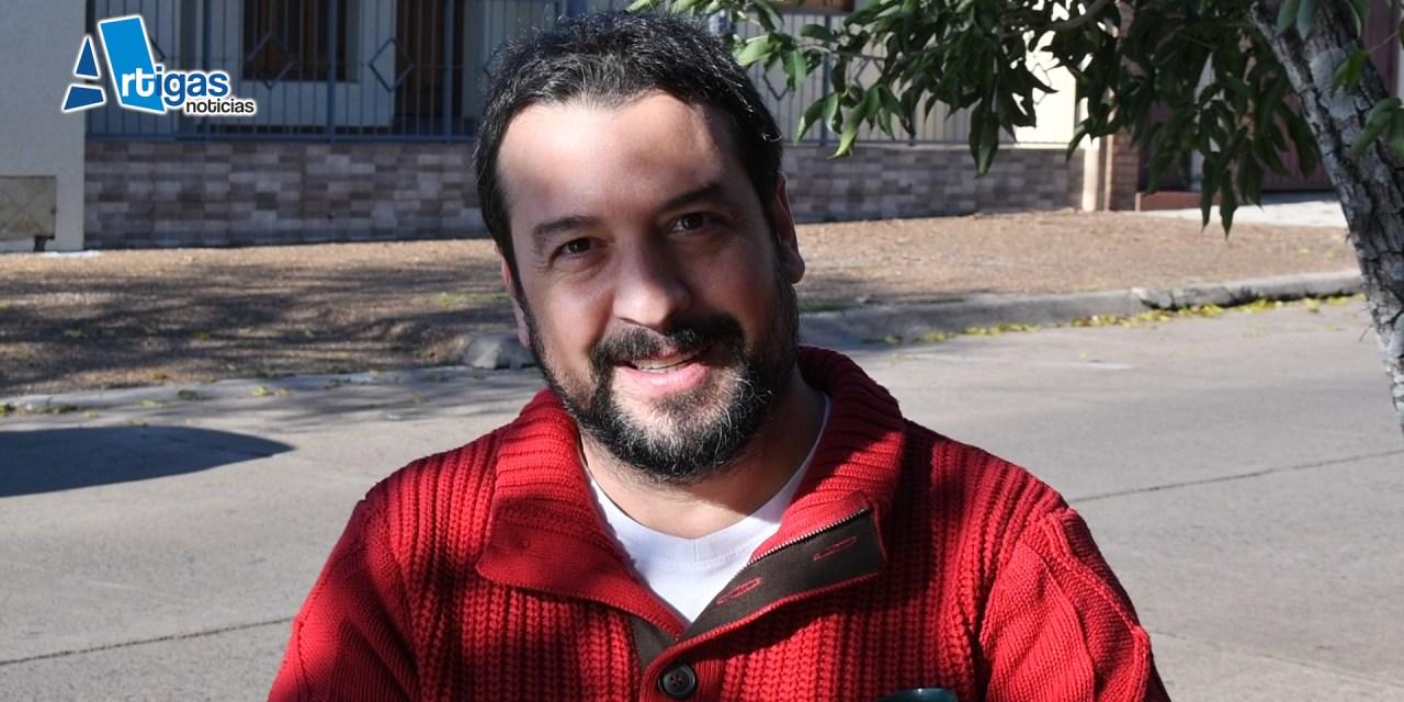 MATEO AYALA, EL MÉDICO QUE LE GANÓ AL CORONAVIRUS EN QUARAI: