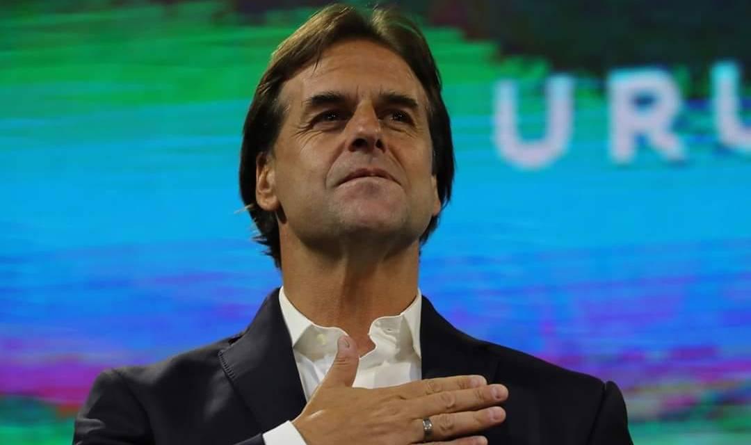 57% de los uruguayos aprueba la gestión del Presidente Lacalle según Cifra.