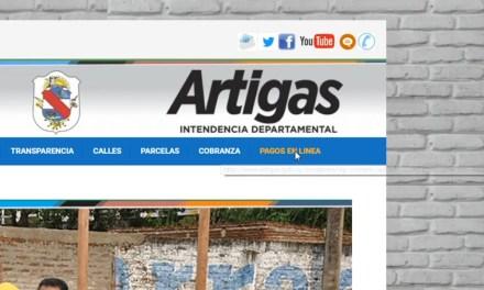 INTENDENCIA HABILITÓ EL SERVICIO DE PAGOS EN LINEA A TRAVÉS DE LA WEB.