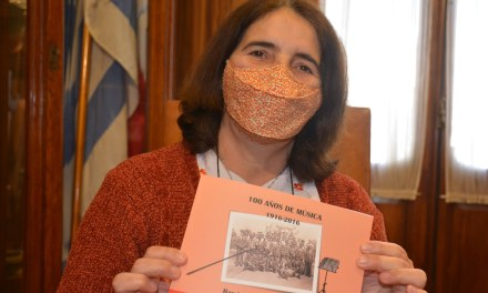 LA HISTORIA DE LA BANDA DE MÚSICA DE ARTIGAS POR ELAINE VASCONCELLOS.