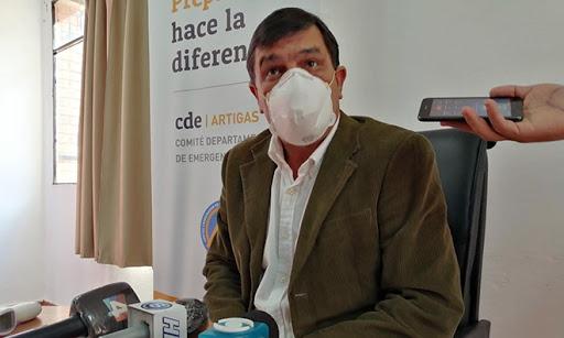 DIRECTOR DEPARTAMENTAL DE SALUD, DR. MARCOS LEONARDI SUSPENDIÓ TODAS LAS ACTIVIDADES PUBLICAS EN EL DEPARTAMENTO.