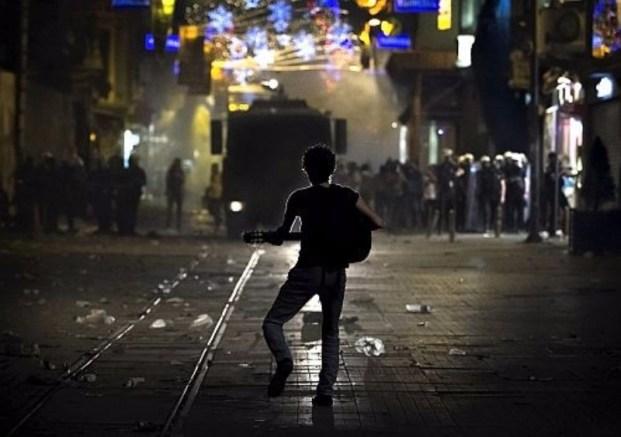 Gezi Park rivolta | Numerosette Magazine