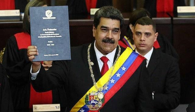 Venezuela'da yeni darbe girişimi önlendi