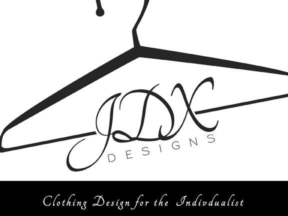 JDX Design clothing designer