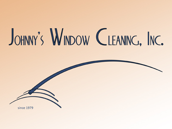Johnny's Window Cleaning logo