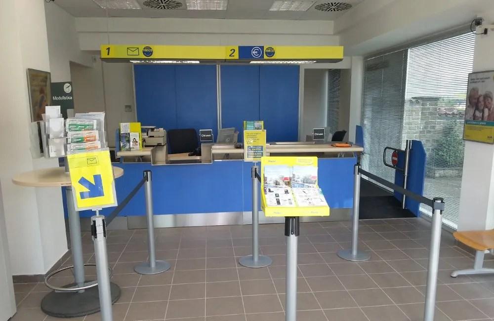 Realizzazione Ufficio Postale Mazzano Romano Artigiana