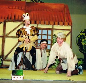 Виктор Воронцов Театр. Спектакли и роли.
