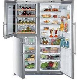 menyusun lemari es