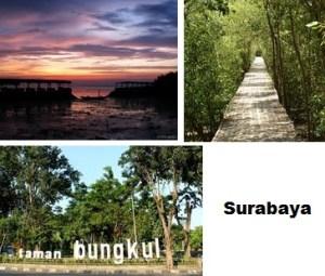 wisata alam surabaya
