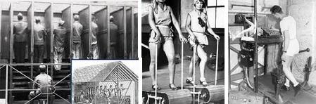 sejarah treadmill