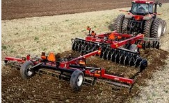 alat berat disc harrow