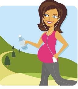 olahraga hamil