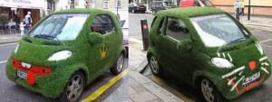mobil rumput
