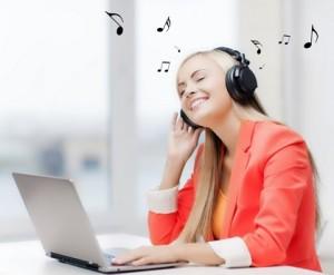 denger musik