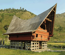Rumah Bolon