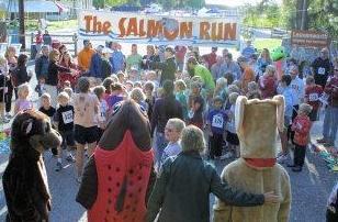 Wenatchee River Salmon Festival