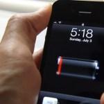 Menyiasati Baterai Ponsel yang Cepat Habis