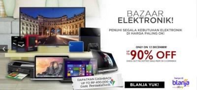 Promo Barang Elektronik
