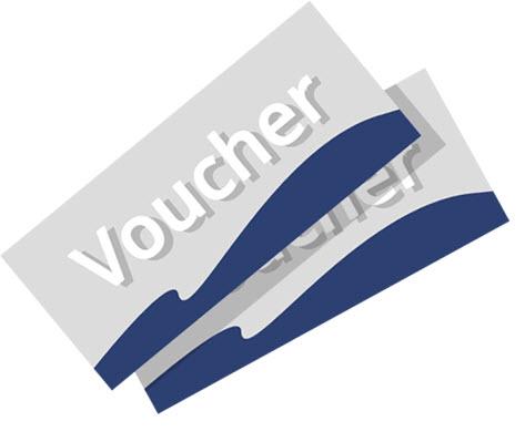Voucher Belanja Akhir Tahun