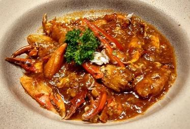 Thai Street -Crab Claws with Asian Hot Chili Sauce
