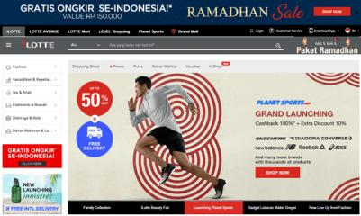 Carnaval Ramadhan Sale iLOTTE