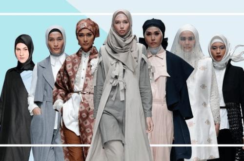 Model Fashion Wanita di Lebaran 2018