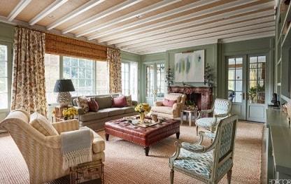 interior gaya perancis