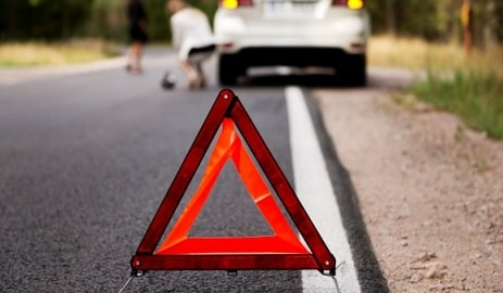 segitiga pengaman