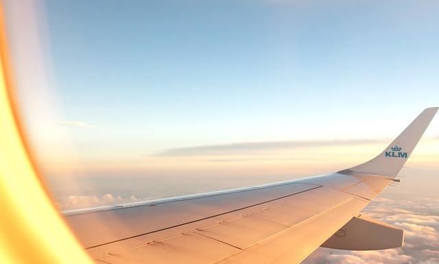 klm vliegtuig