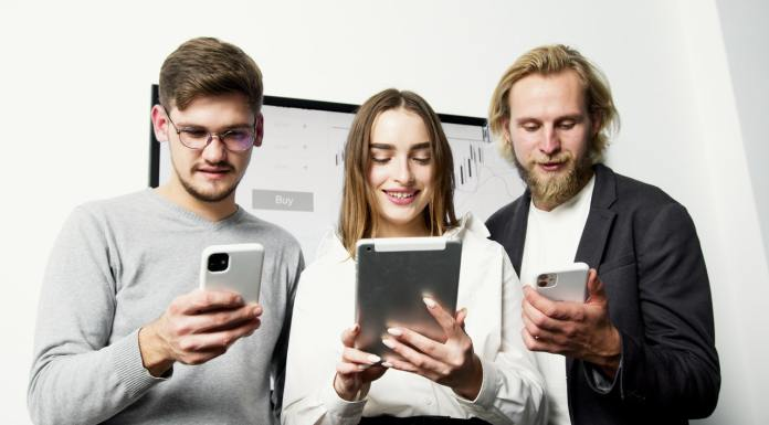beleggen op je smartphone