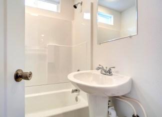 klein badkamer