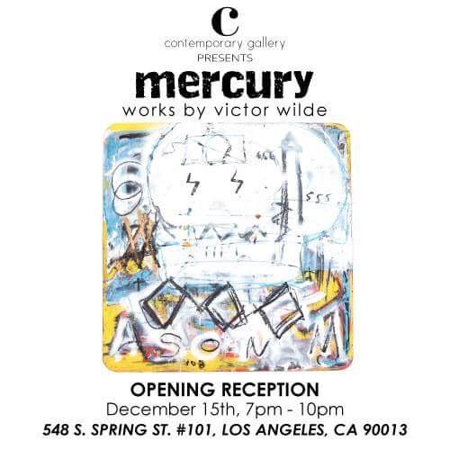 %name mercury works by Victor Wilde