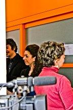 Ugolini con Silvia Gribaudi