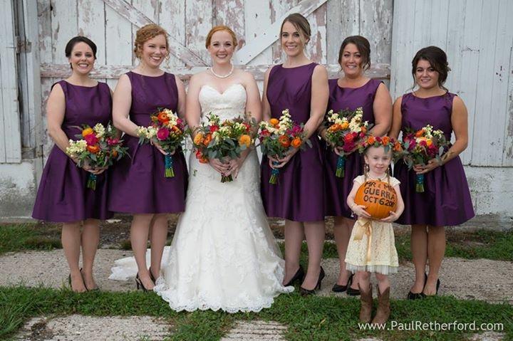 Steph&bridesmaids